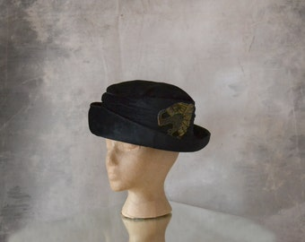 1920s Black Hat