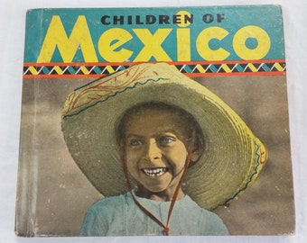 Children Of Mexico by Stella Burke May