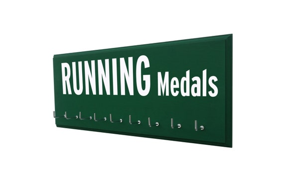 Running Medals display Rack / medals holder