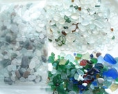 Assorted Colour Sea Glass for mosaic use