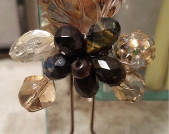 Natural Hiar Decorative Hair Pin