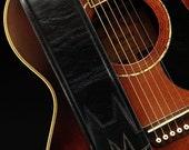 SALE Batman Guitar Strap, Avenger Guitar Strap:  Dark Knight Guitar Strap