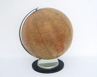 SALE - Vintage World Globe c 1933 Pre WWII Hammond's