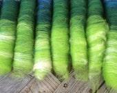 Lagoa, 100 g rolags, extra fine merino and silk