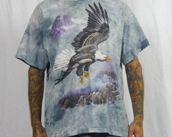 The Mountain Bald Eagle Tee