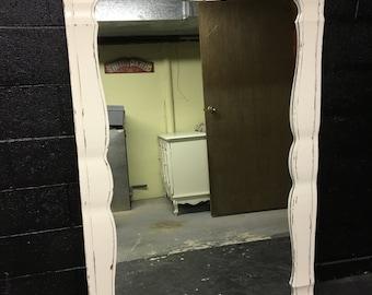 Extra Large Vintage Mirror