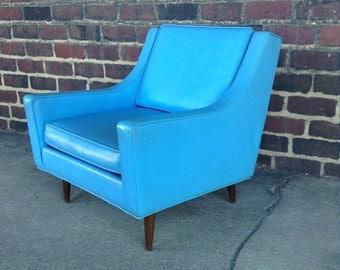 Milo Baughman Mid-Century Lounge Chair