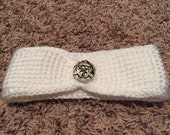 Infant girls earwarmer.  READY TO SHIP