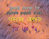 Special order 4 of 4 for Lee