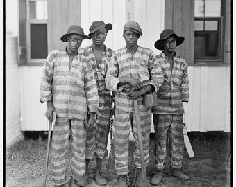 1900's Southern Chain Gang DIGITAL DOWNLOAD