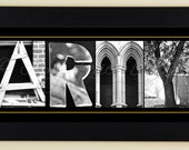 Army with camouflage background 5x12 framed
