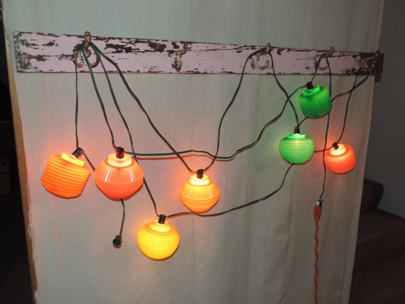 Vintage Camper String lights Party Lights Outdoor Lights