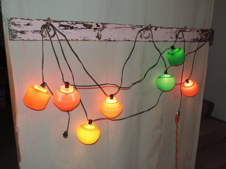 Vintage Camper String Lights Party Lights Outdoor Lights