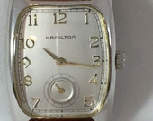 Handsome Hamilton Men's Wristwatch