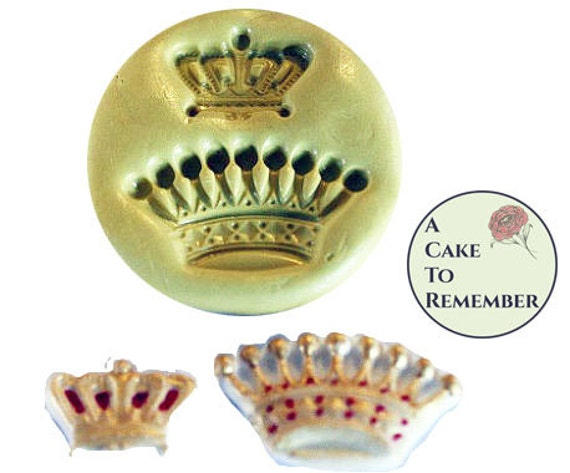 Cake Decorating Crowns : Crowns silicone mold for cake decorating cupcake decorating