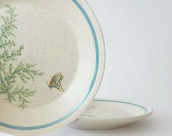 Vintage Lenox Fancy Free Plates