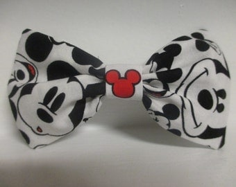 Mickey Mouse Bow Tie Disney Cruise Formal Night Fish Extender