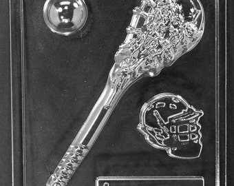 Lacrosse Candy Mold