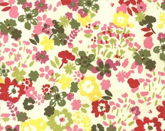 Hello Luscious A-Line Dress Inviting Fabric by Basic Grey for Moda Fabrics 30283 11 oop htf out of print hard to find  1 yard