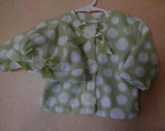Infant Jacket and Hat Set