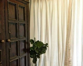 Pinch Pleat Window Panels starting at: