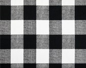 """Reserved for Jennifer - One-Piece 19"""" X 15""""  - Dog Bed - Black & White with Minky Fleece"""