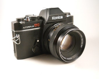 Konica TC vintage camera SLR