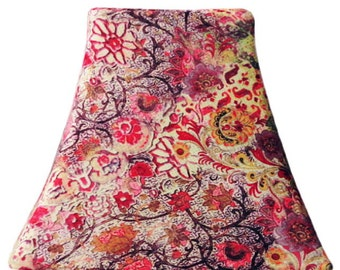 Indian Motif - SLIP COVERS for lampshades