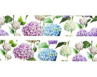 Hydrangea Washi Tape (20mm X 7M)