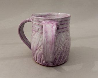 Judaica - Washing Cup - Negel Vasser - Lavender Cup