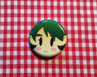 Saria (Ocarina of Time) Button