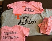 Short Sleeve Team Ashlee Shirts