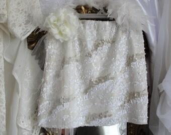 Sparkly sequin skirt, weddings, parties