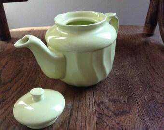 Ganz Lime Green Teapot
