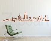 Chicago Skyline Wall Vinyl Decal