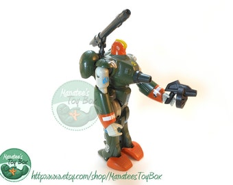 Robotech Zentraedi Power Armor by Playmates 90s Action Figure JD