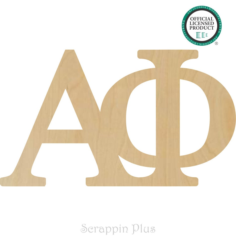 Alpha Phi Greek Letters Connected Alpha Phi Sorority