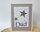 Fathers Day Card Happy Father's Day Dad