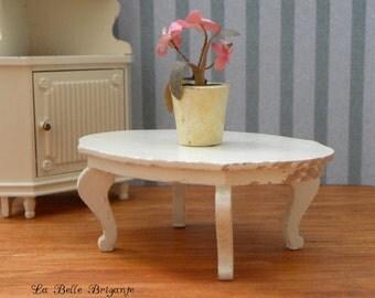 Vintage wooden Lundby salontable