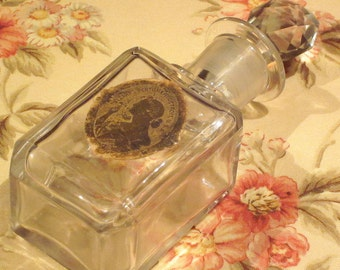 Antique Perfume Bottle Stearn