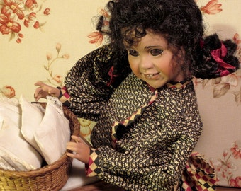 Zudie's Coverlet By Wendy Lawton Doll Co.