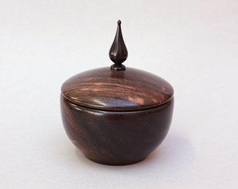 wooden jewelry box, ebony box, wooden box jewelry, wood work, wooden box wedding, Jewelry Storage, contemporary art, wood turnning