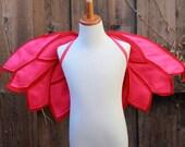Owlette Wings - Felt wings owlet - Owl felt wings - Sturdy felt wings for owlet costume - Owlette cape - Owl felt cape
