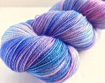 Filigree Lace Yarn in Mermaid's Hair - New Spring Colorway - In Stock