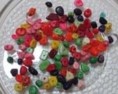 Howlite Chips/Destash/Assorted Colors