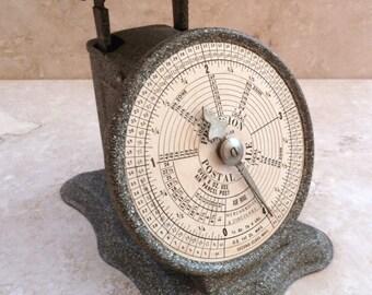Vintage Triner Precision No. 4 Postal Scale
