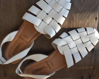 CORSINA   ///    Leather VTG Sandals