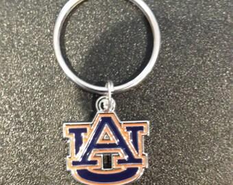 University of Auburn Tigers Inspired Keychain