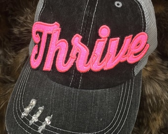 Thrive cap