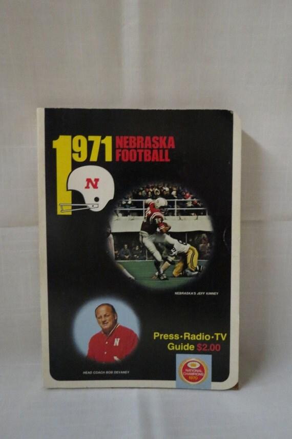 Reserve for michaelmccarthy216 Sale 1971 Nebraska Football